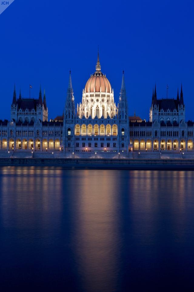 Országház – Maďarský parlament III.