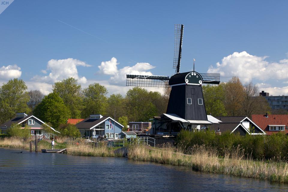 Větrný mlýn II.