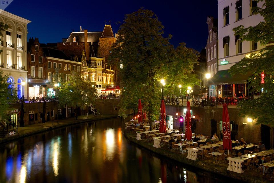 Noční Utrecht II.