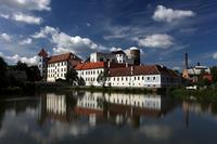 Hrad azámek Jindřichův Hradec