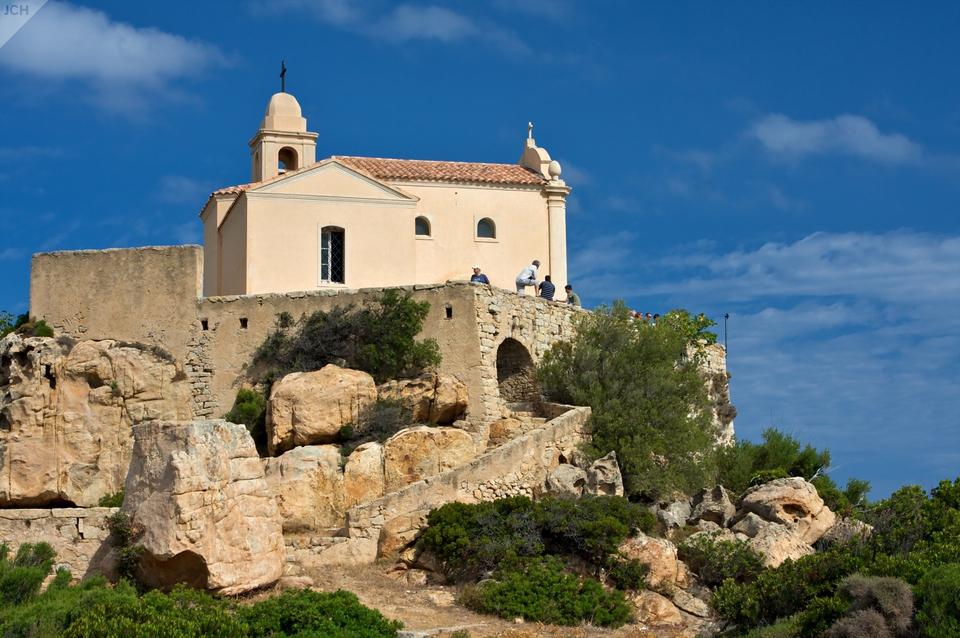 Kaple nad Calvi
