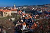 Město Český Krumlov