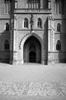 Průčelí Sv.Barbory
