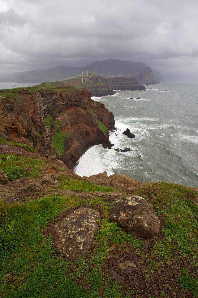 Ponta de Sao Lourenco II.