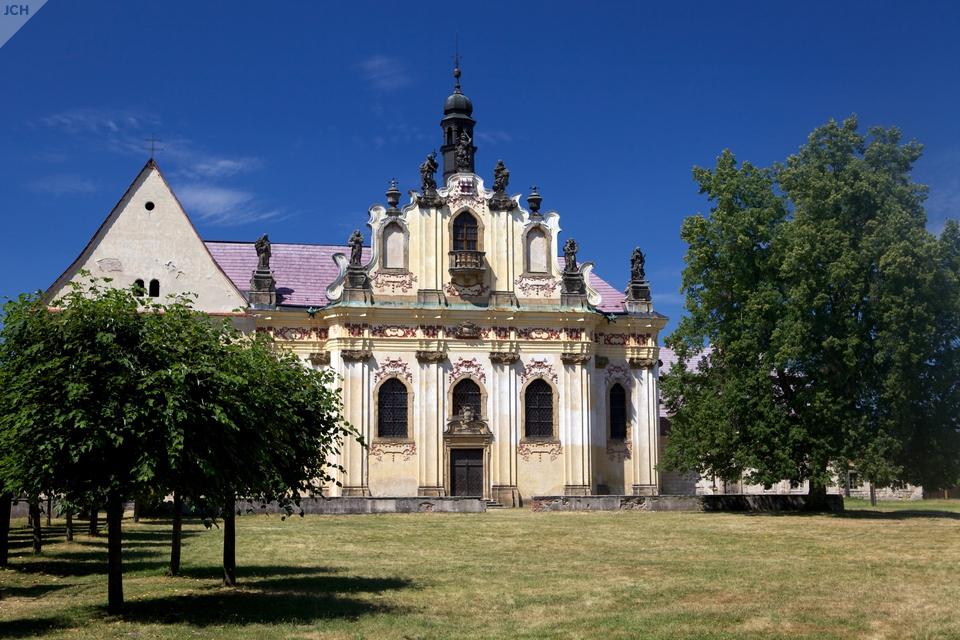 Kostel Tří králů akaple sv.Anny
