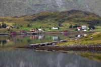 Zrcadlení vSelfjordu