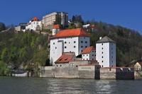 Dvojhradí: Oberhaus aUnterhaus