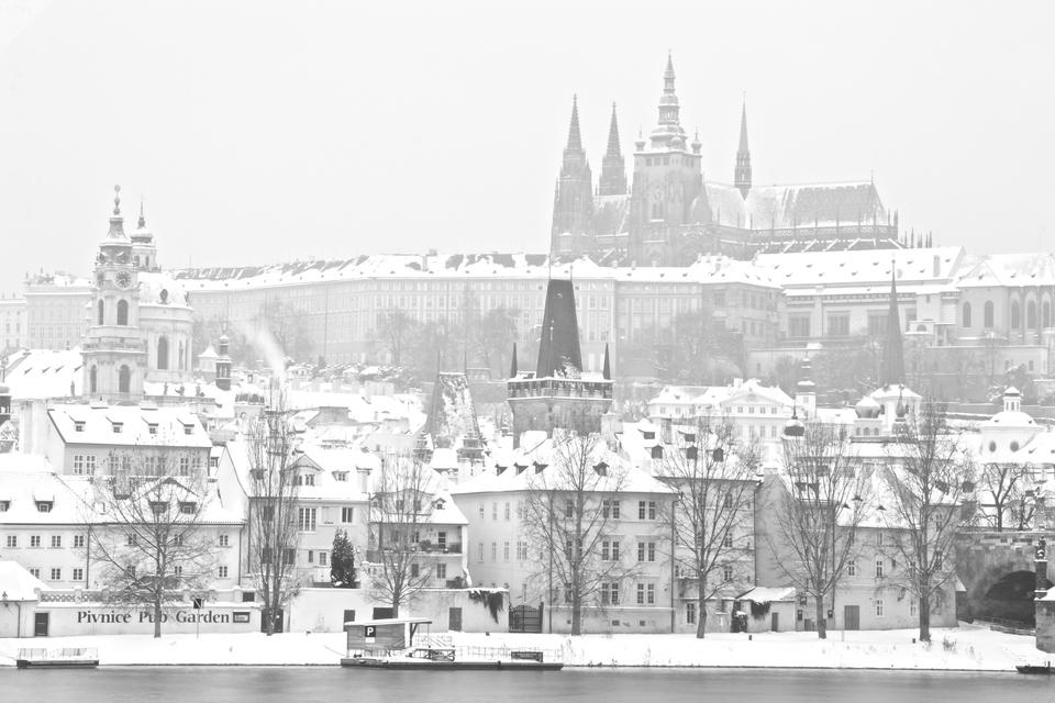 Malá Strana aPražský hrad