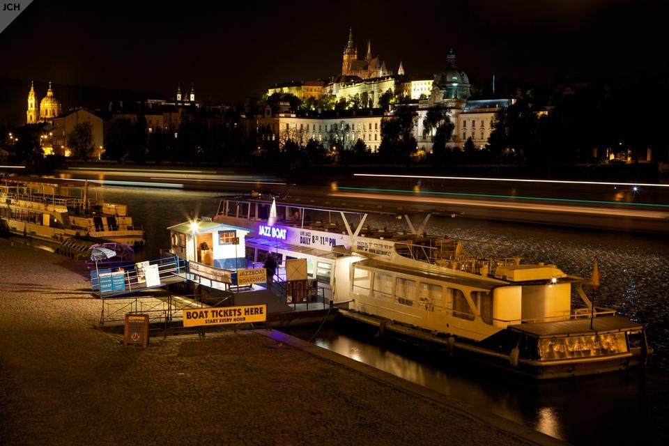 Parníky na Vltavě