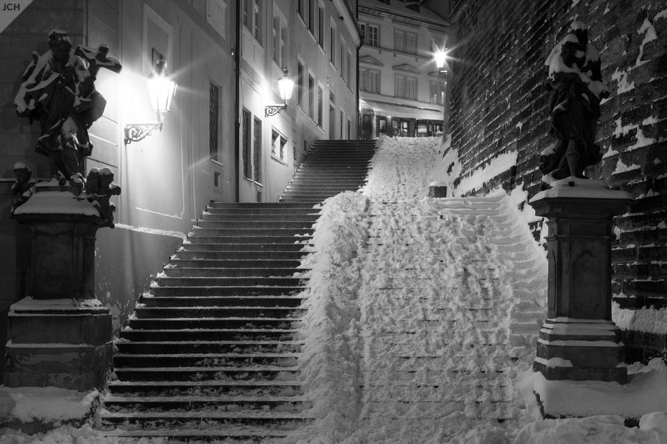 Radnické schody II.