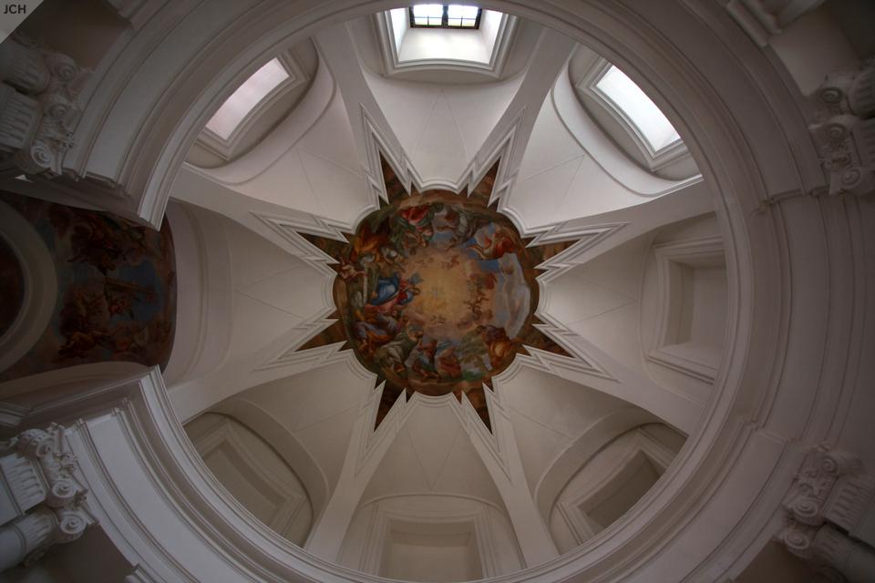 Kaple sv.Bernarda