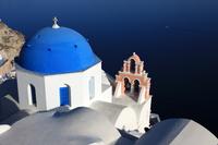Santorinské kupole