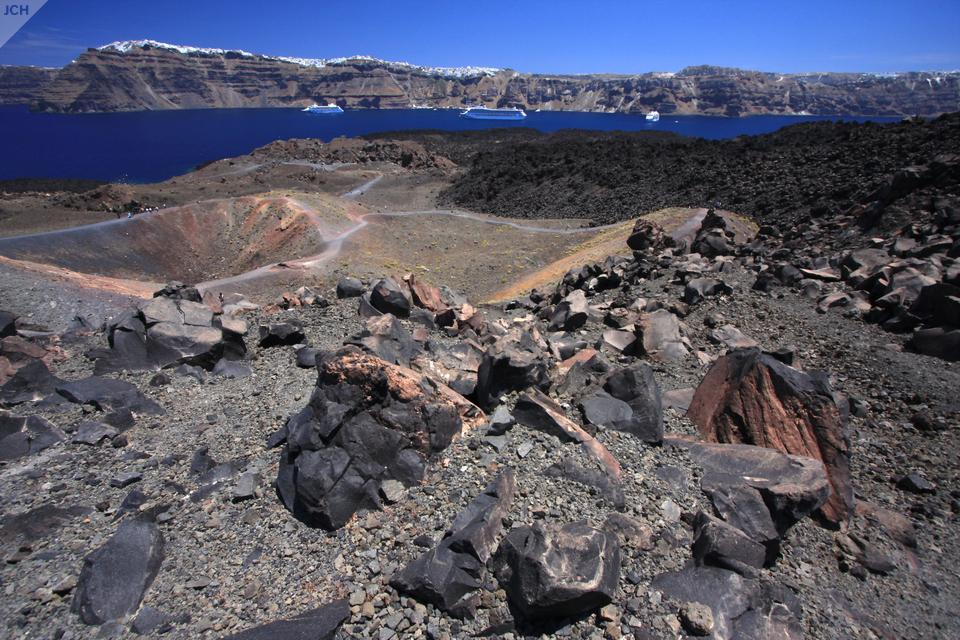 Sopka Nea Kameni