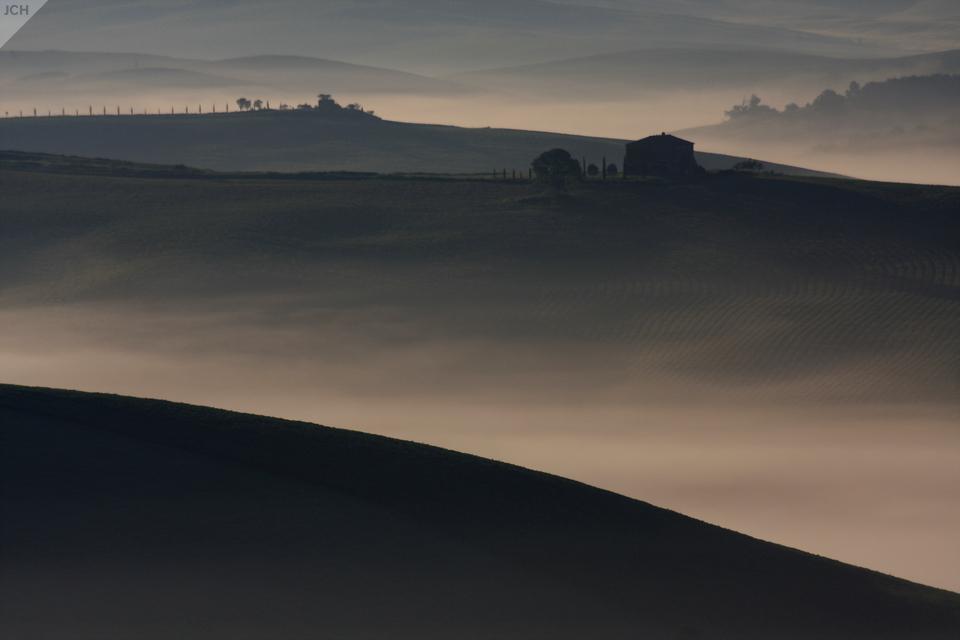 Mlha vúdolí