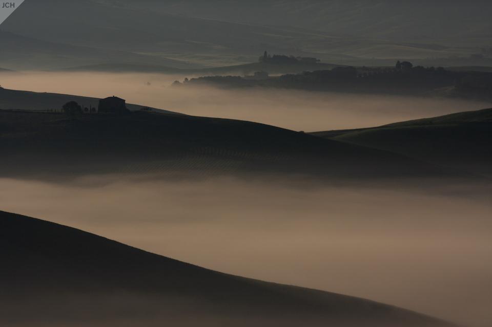 Mlha vúdolí II