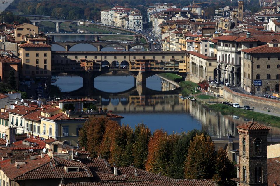 Mosty ve Florencii