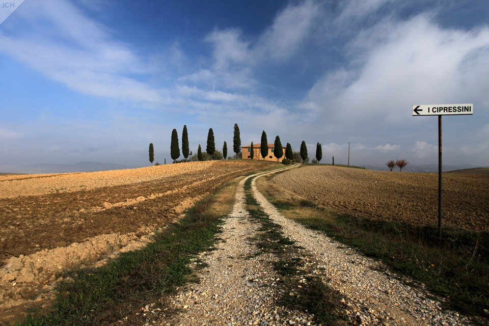 Cesta kfarmě II