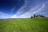 Zelené Toskánsko