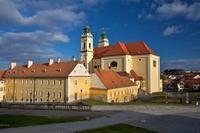 Kostel ve Valticích