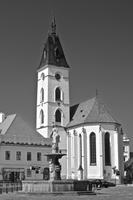 Kostel akašna